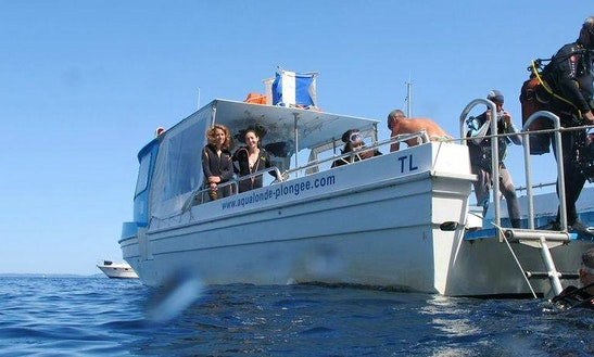 Boat Diving Trips & School In La Londe-les-maures