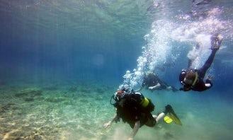 Discover Scuba Diving In Rodos