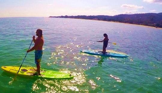 Paddleboard In Ko Samui