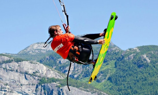 Kite Boarding/surfing Rental & Lessons In Squamish, Canada
