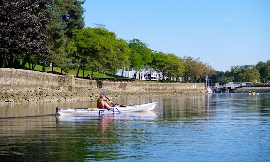Single Kayak Rental, Lessons & Tours In Vancouver