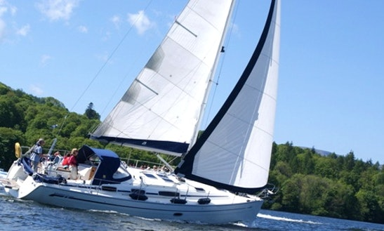 38' Cruising Monohull Trips In Cumbria, United Kingdom