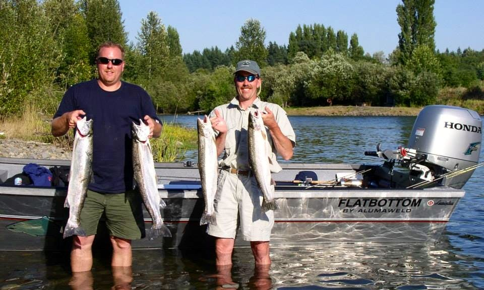 Catch Some Dinner While Fishing in Olympia
