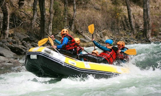 River Rafting Trips & Courses In The Aude River Gorges