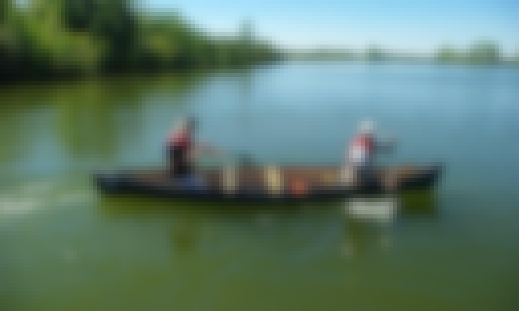 Canadian Canoe Rental in Winnipeg