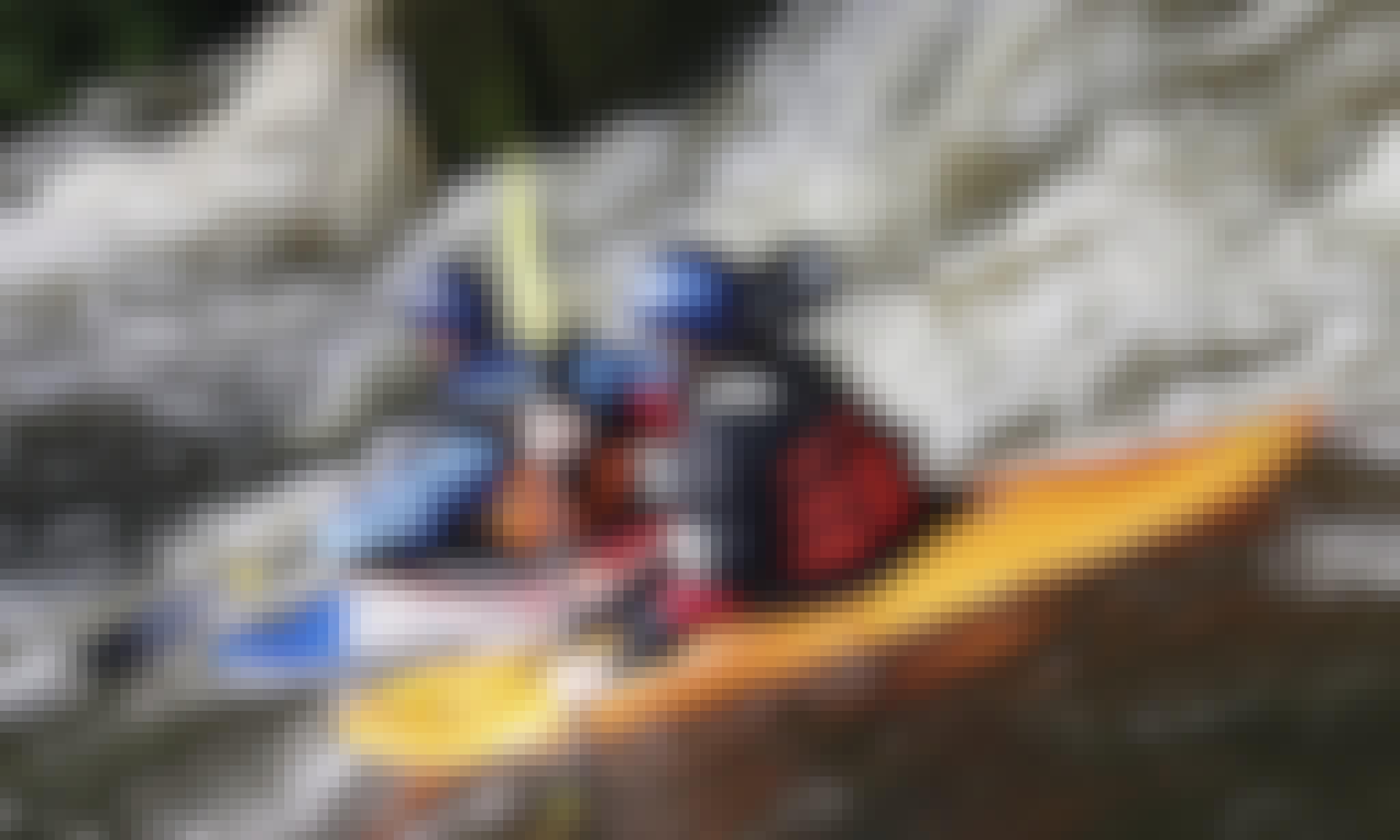 Solo Kayak Rental in Winnipeg