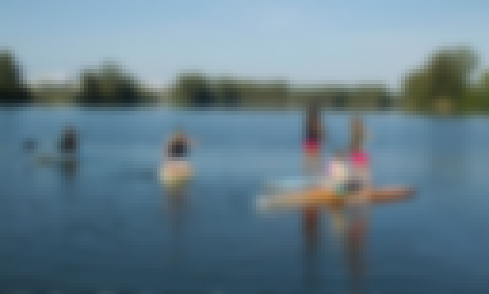 Stand  Up Paddleboard Rental in Pompano Beach