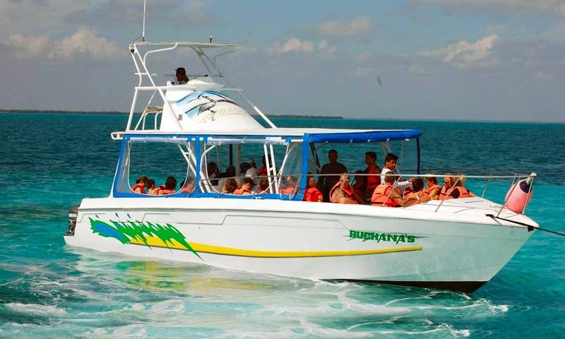 Contoy Island Boat Trips in Playa del Carmen   GetMyBoat
