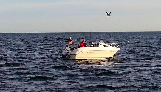 Rent 15' Motor Boat
