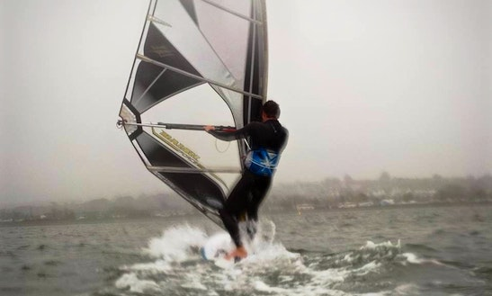 Wind Surfer Rental In Exmouth
