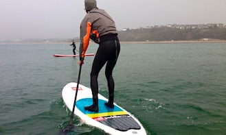 Stand Up Lessons and Board Hire In Exmouth