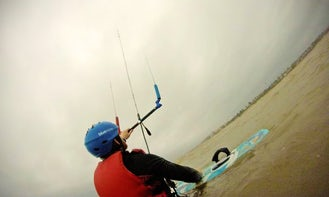 Learn to Kite Surf In Exmouth