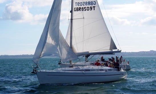 38' Bavaria Yacht Charter In Gosport