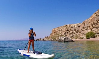 Stand Up Paddle board Rental & Trips in Rodos, Greece