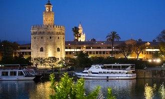 Boat River Tour In Seville