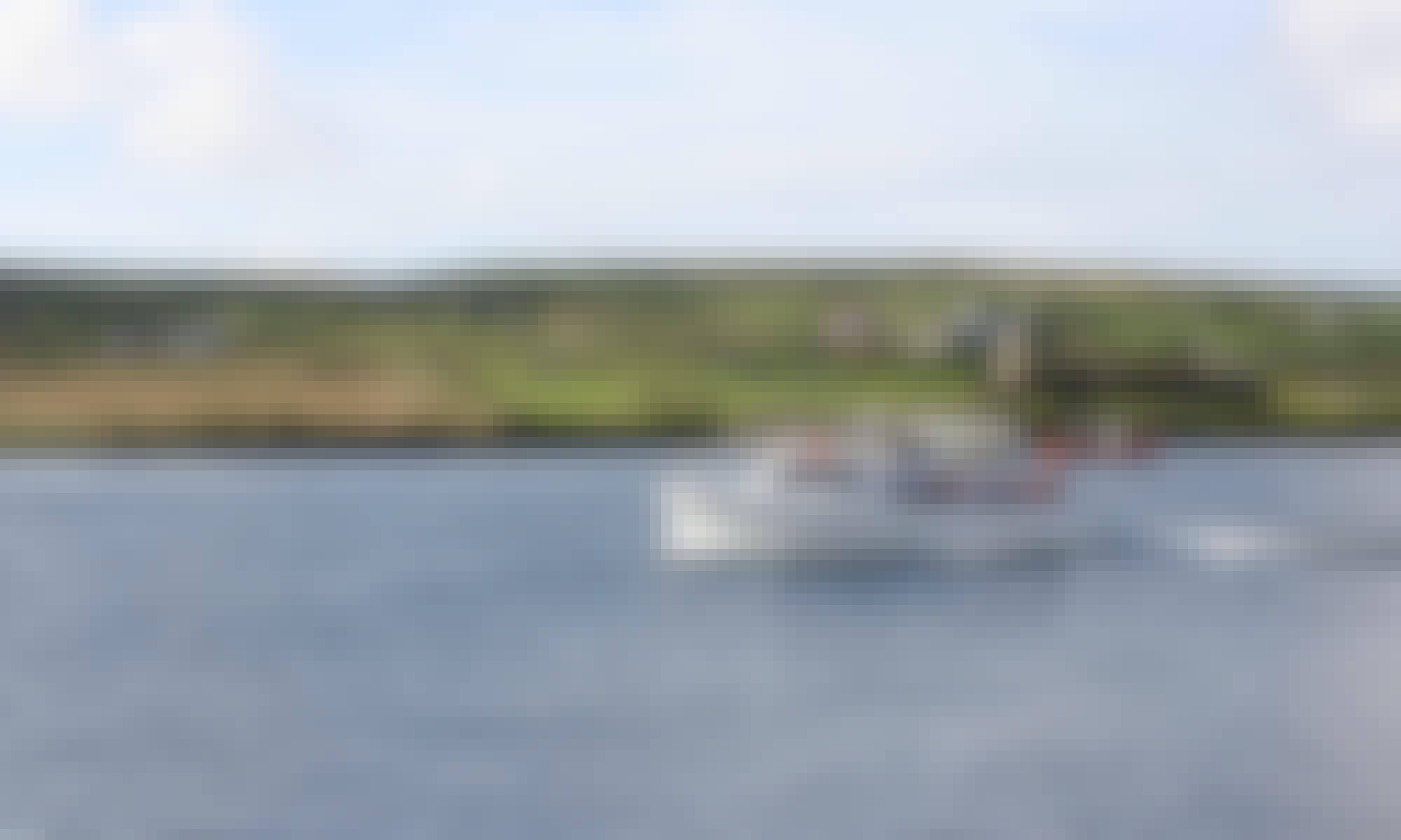 2.5 hours Boat Tour aboard Cygnus Cyfish 39 Trawler Yacht on Skellig Islands!