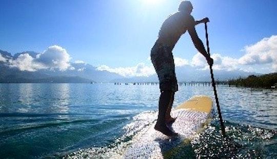 Paddleboard Rental & Lessons In Soorts-hossegor, France