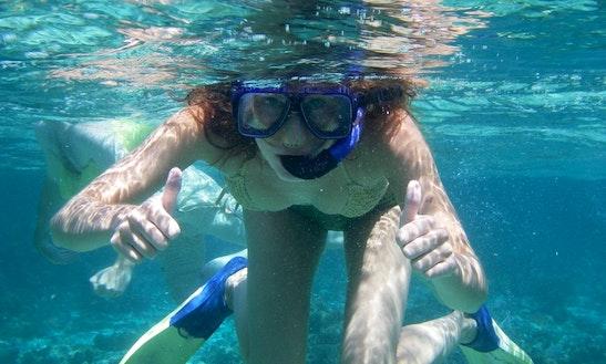 Snorkeling In Isla Tabarca