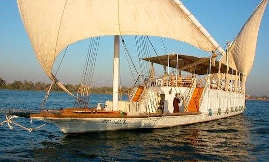 'dahabieh' Master Sailing Boat Cruises In Djibouti