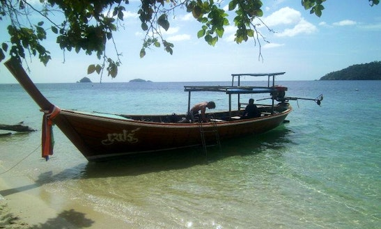 Enjoy Snorkeling In Tambon Ko Tarutao, Thailand For Up To 8 People