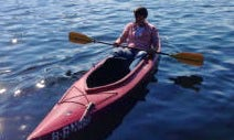 Explore the Woltersdorf, Germany on a 2 seater canoe