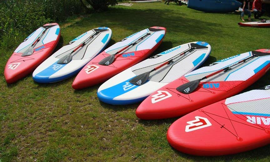 Stand Up Paddleboard Rental In Potsdam