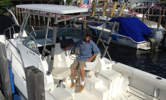 26' Sea Sport Fishing Charter In Bolton