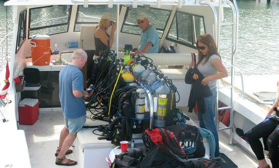 Open Water Scuba Diving Lesson In New York