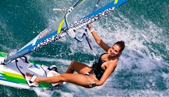 Windsurfing Lesson In Tarifa