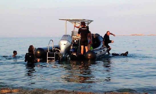 Diving And Snorkeling In Bonifacio