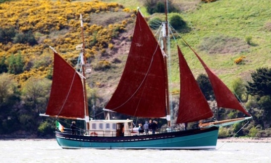 56' Sailing Mega Yacht Trips In Waterford, Ireland