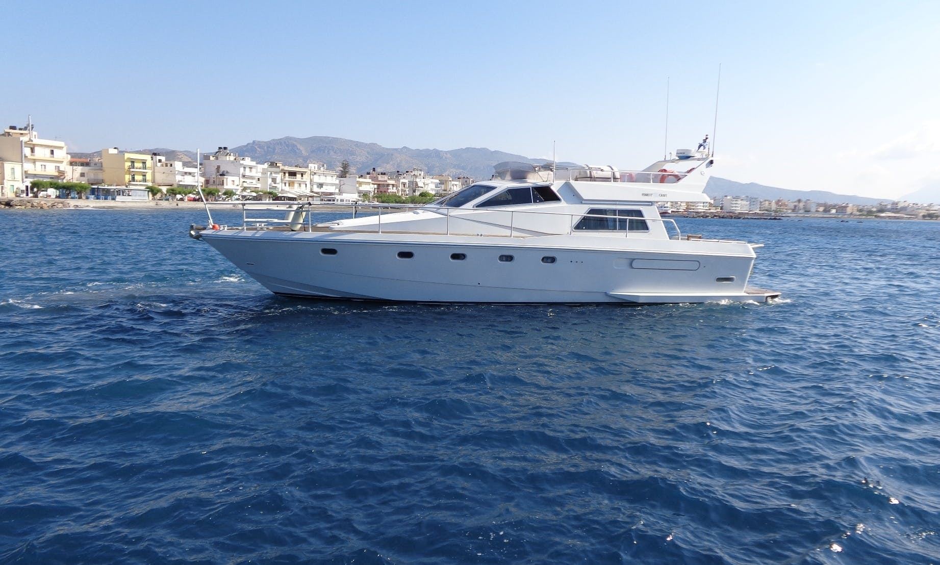 Apollon Daily Cruises Motor Yacht Rental in Ierapetra