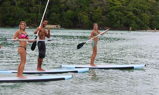 Stand Up Paddleboard Hire In Surfers Paradise