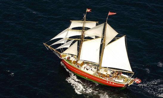 Sailing Schooner Lilla Dan In København