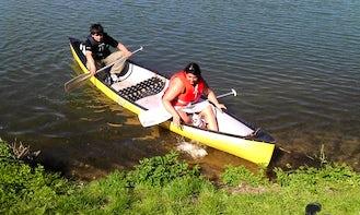 Canoe Rental In Sand am Main