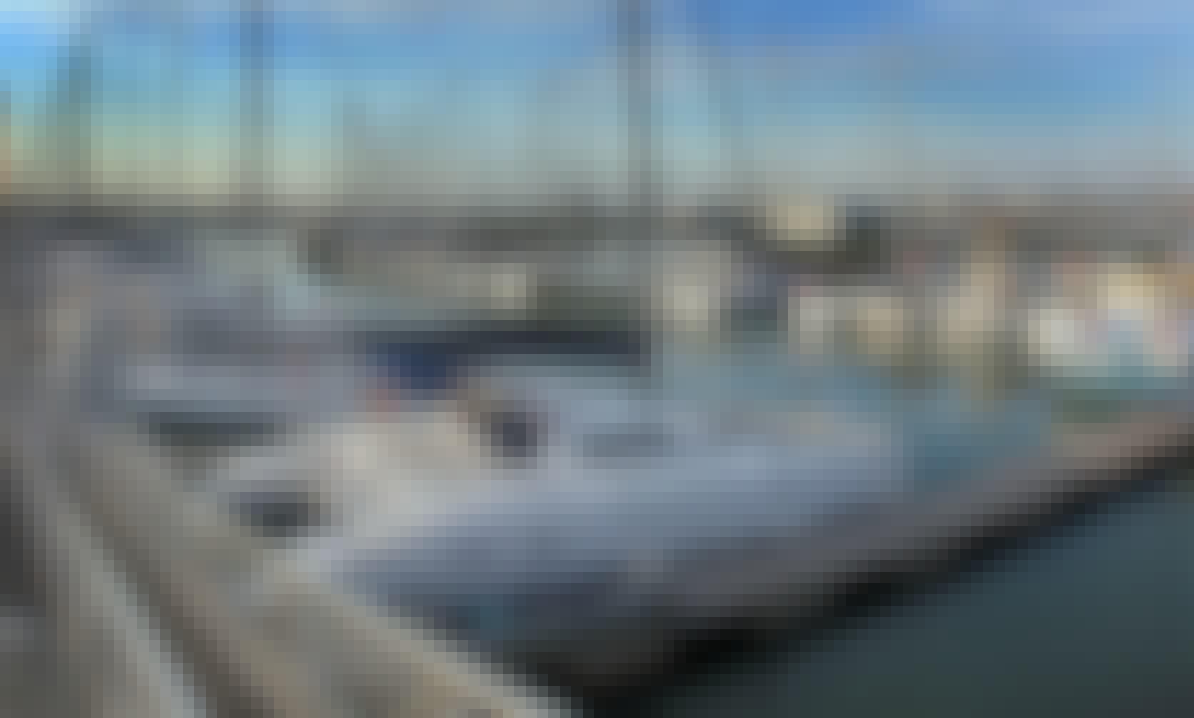 Sailing Catamaran Non Stop Cruise In Royan