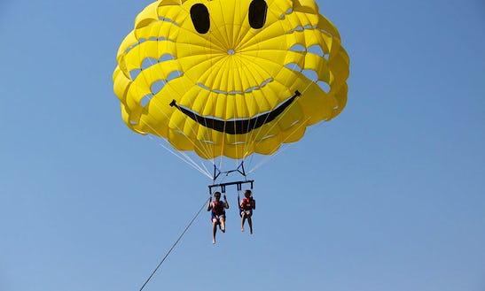 Parasailing Flights In Rodos