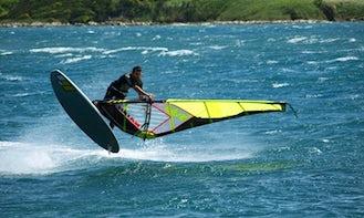 Windsurfing Rental & Courses in Rovinj