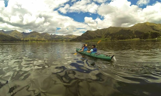 Kayaking Tours In The Piuray Lagoon