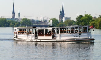 'St. Georg' Boat Charter & Trips in Hamburg