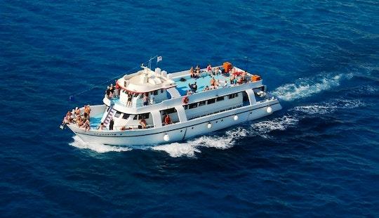 Aphrodite Ii Cruise In Cyprus