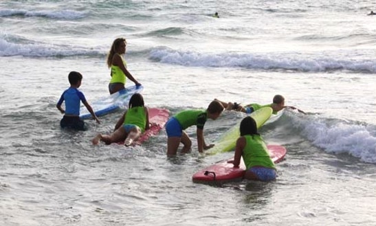 Learn To Surf In Torrevieja