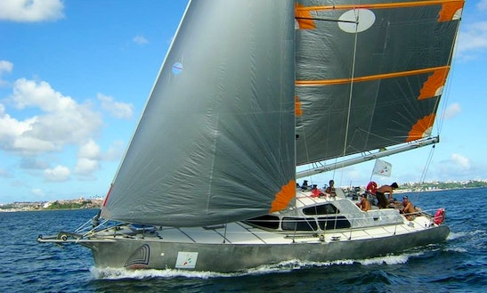 Charter Plankton, A Thierry Stump 42´, In Florianópolis