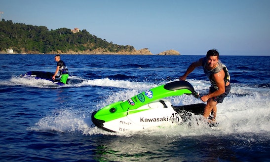 Yamaha Fx 110 Watercraft Rental In Le Lavandou