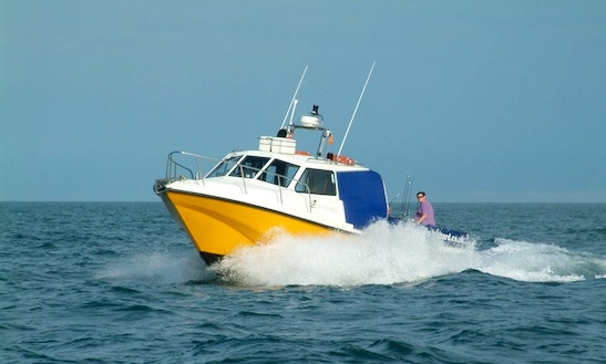 'sea Leopard' Boat Fishing Charter In Newhaven