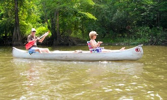 Exciting Canoe Trip in Elba, Alabama for 2 person