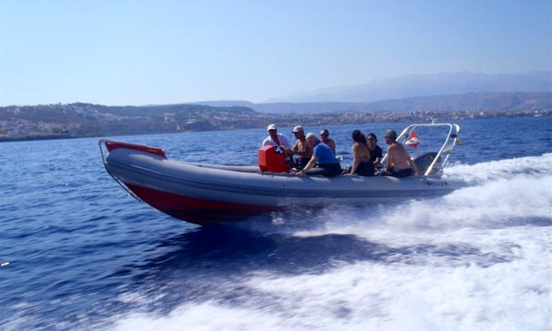 Snorkeling Tour In Chania