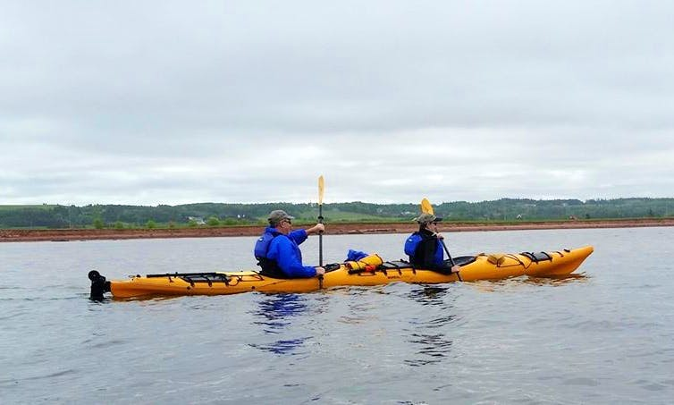 Kayak Rental And Tours on Prince Edward Island