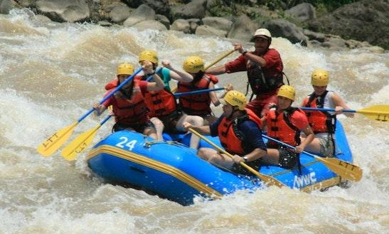 Rafting Trips In Santa Maria, Costa Rica