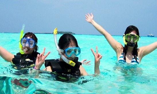 Snorkeling In Dadna